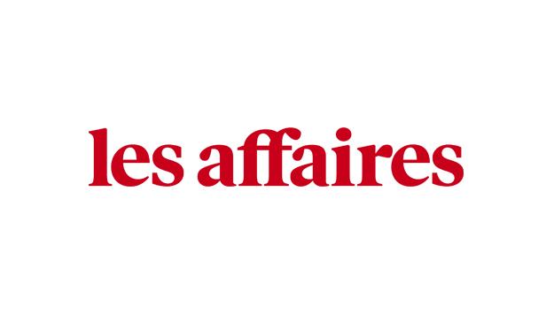Logo les affaires